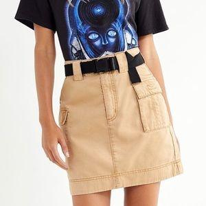 UO Mona Military Skirt